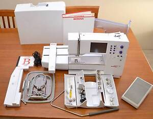 Bernina Artista 180 Sewing Machine with Embroidery Module Albert Park Charles Sturt Area Preview