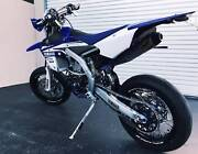 WR450f Motard 2017 (MANY EXTRAS) Woodville West Charles Sturt Area Preview