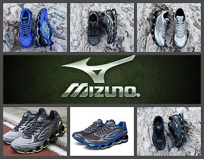 MIZUNO MENS WAVE PROPHECY 6 MULTICOLOR RUNNING SHOES 2018 **BEST