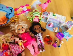 Jouets fille divers