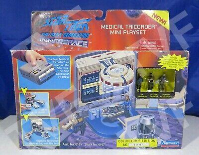 Star Trek (TNG) InnerSpace Medical Tricorder Mini Playset 1995 Playmates #6167