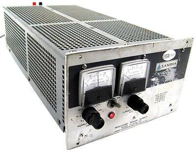 Lambda Electronics Lk 343a Fm Regulated Power Supply System Current Limiter