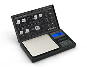 Truweigh Digital Scale CL-1000g x 0.1g Jewelry Gold Silver Coin Gram Pocket Herb