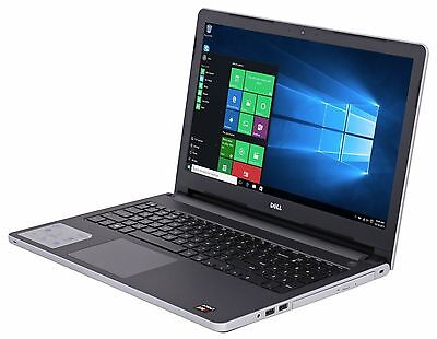 """2016 Dell 15.6"""" TOUCH screen Gaming Laptop A10-8700 3.20 GHz!/8GB/1TB/R6 Gfx"""