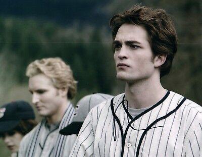 Robert Pattinson Signed Autograph 8X10 Photo Twilight Coa