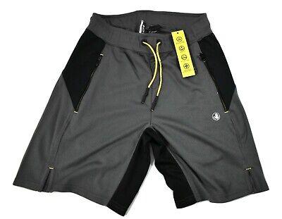 Body Glove Mens Stretch Performance Mesh Ventilated Shorts New S, M, L, XL, 2XL