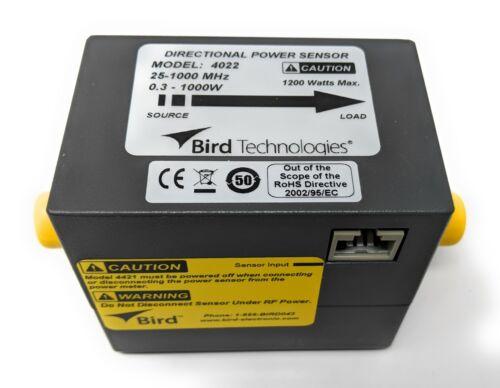Bird Electronics 4022 Power Sensor, 25-1000MHz, 300mW - 1 kW