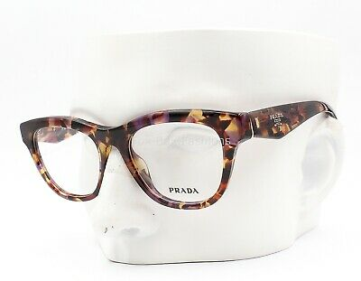 PRADA VPR 04Q PDN-1O1 Eyeglasses Glasses Multi Tortoise 51-18-140 Display