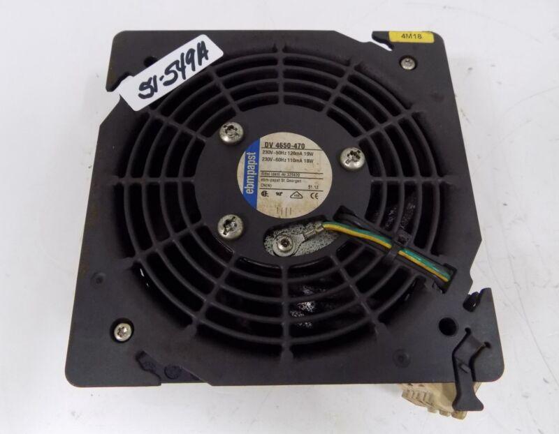 EBMPAPST 230V COOLING FAN DV 4650-470