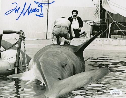Joe Alves Autograph Signed 8x10 Photo - Jaws Production Design (JSA COA)