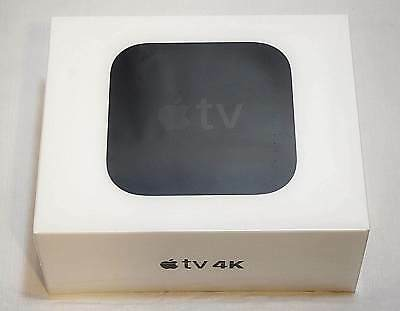 New Apple Tv 4K 32Gb Digital Hdr Media Streamer  Mqd22ll A