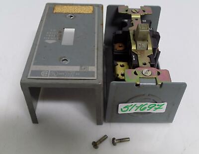 Square D 2 Pole Motor Starter Switch 2510 F0-1