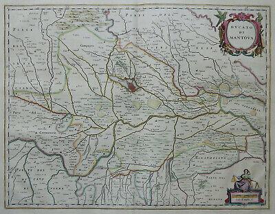 Lavello Potenza Cartina Geografica.Antica Mappa Topografica Vatican