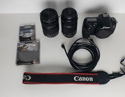 Canon EOS 60D 18.0MP Digital SLR Camera - Black (Kit w/ EF-S IS 18-13mm and EF-S