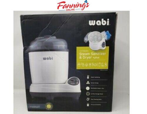 Wabi Baby Electric Steam Sterilizer and Dryer, Open Box