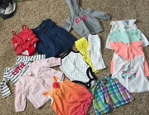 6-12 month girl lot