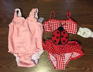 6 month bathing suits.