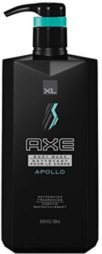 AXE Body Wash For Men, Apollo 28 Oz Pump
