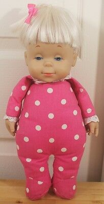 Mattel Drowsy Classic Collection Talking Baby Doll Reissue Edition WORKS!