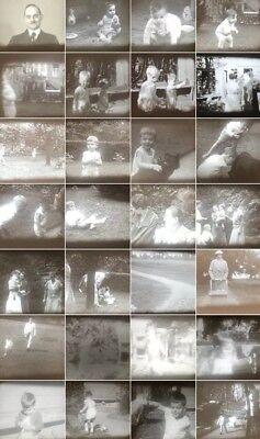 Filmprojektoren & Filme 16mm Privatfilm Um 1930 Auto Ausflug Camping Familie #5 Zelluloid