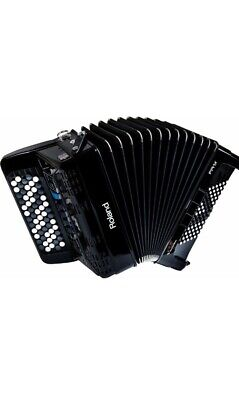 Roland FR-1XB  Electron Button V-Accordion Keyboard Builtin Speaker