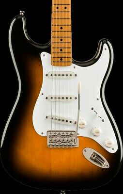 Fender Squier Classic Vibe '50s Stratocaster®, Maple Fingerboard, 2-Color SB