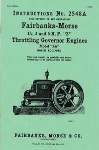 Fairbanks morse magneto Free manual Fmj
