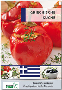 Griechische Küche Geeignet FÜR Thermomix TM5 TM31 Kochstudio Engel ...