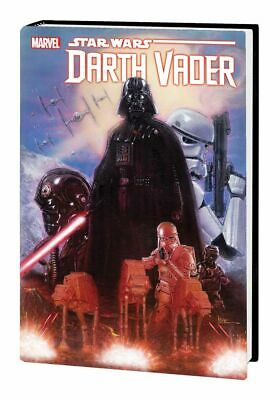 STAR WARS: Darth Vader Omnibus HC (NEW & SEALED, Gillen, Larroca RARE OOP!)