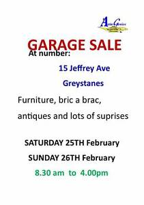 Huge Sale of furniture, antiques, bric a bac, toys, clothes etc. Greystanes Parramatta Area Preview