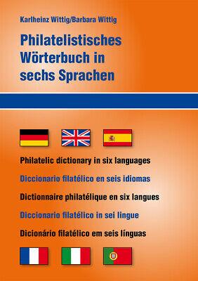 �rterverzeichnis in sechs Sprachen ... (Zubehör In Spanisch)