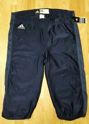 Adidas Climacool 3XL Collegiate Navy Blue Stock Football Pants NWTs -