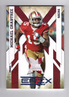 Panini Michael Crabtree Piece of Authentic Football Cards