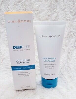 Clarisonic Deep Pore Detoxifying Clay Mask