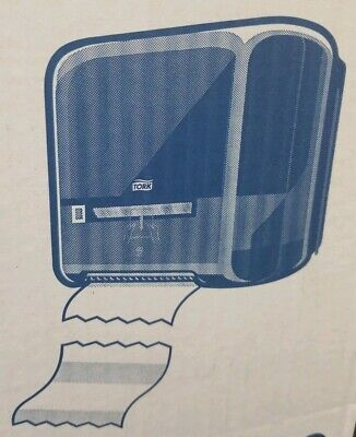 Tork Matic Hand Towel Dispenser - H1 55 10 282 Plastic Black New Open Box