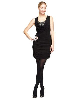Alex Evenings Sleeveless - NWT-Alex Evenings Sleeveless Pleat Dress W/ Jeweled Neckline Orig. $200! 7152242