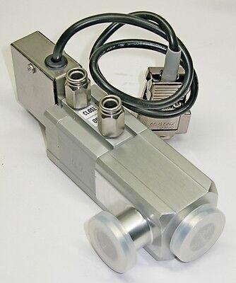 Smc Vacuum Isolation Valve Xlg-16-x1085 Kf16 Position Switch High Vac Artsemi