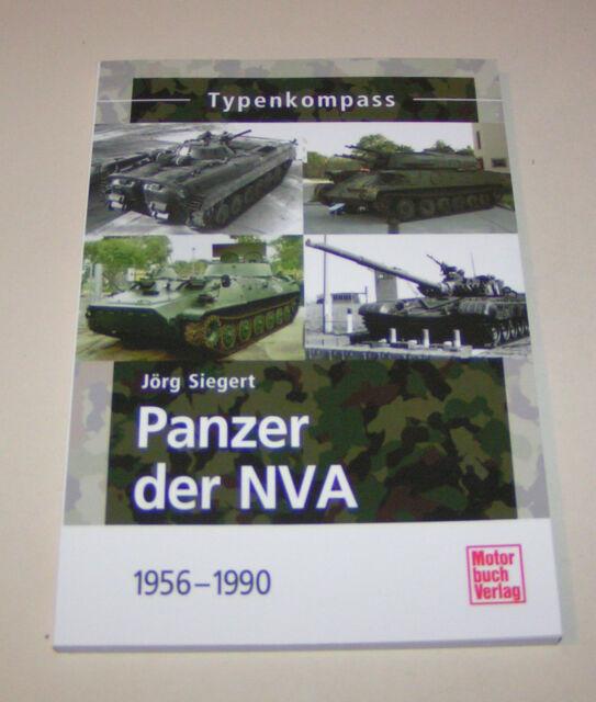 Panzer der NVA  - 1956 bis 1990  - Typenkompass!