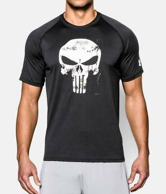 Under Armour Ua Mens Alter Ego Punisher Loose Fit T Shirt Workout Casual Tee