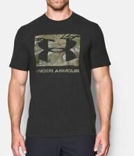 Under Armour Camo Knockout Short-Sleeve Logo T-Shirt - Men