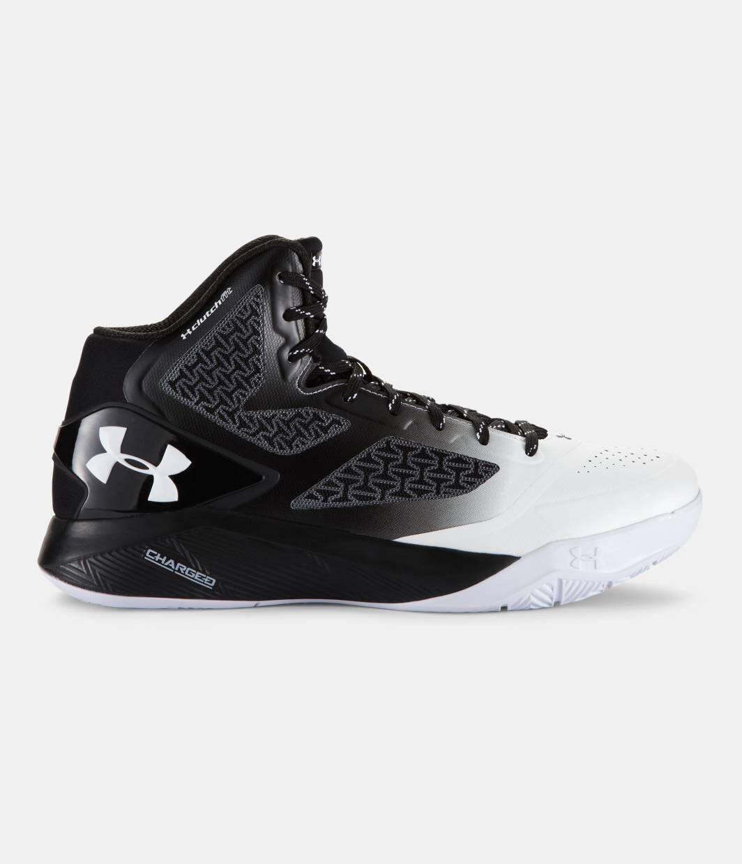 Under Armour Clutchfit Drive 2 Men/'s Basketball Shoes NIB Black 1258143 011