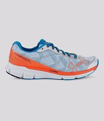 new in box Under Armour UA Charged Bandit  Women's Running Shoes-White/blue-100