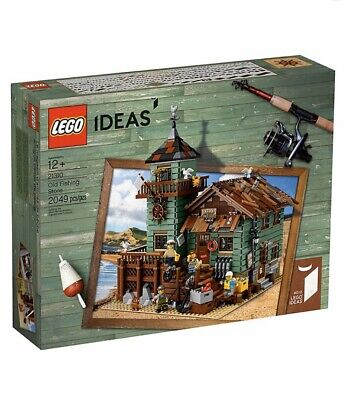 Lego - Ideas - 21310 - Old Fishing Store - BNIB - Retired - Hard to Find