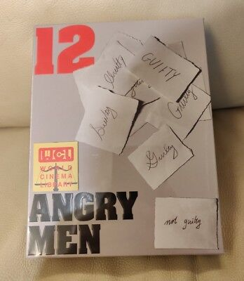 12 Angry Men Bluray, China MLIFE/WCL Edition, New/Sealed