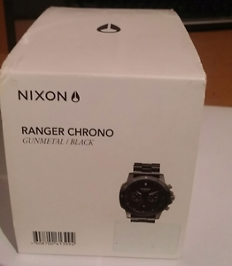 NIXON Ranger Chrono Adelaide CBD Adelaide City Preview