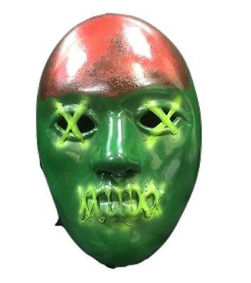UK THE PURGE ELECTION YEAR MOVIE LIBERTY MASK FANCY DRESS UP HALLOWEEN COSPLAY 1](The Purge Halloween Mask Uk)