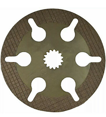 New Case 87708434 Rear Axle Friction Brake Drive Plate 580m Series Iii 580sm