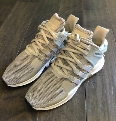 online store e4b61 a3b9f Adidas EQT Support ADV Shoes Sneakers New Men s CQ3005 Size 11 Grey Two  White