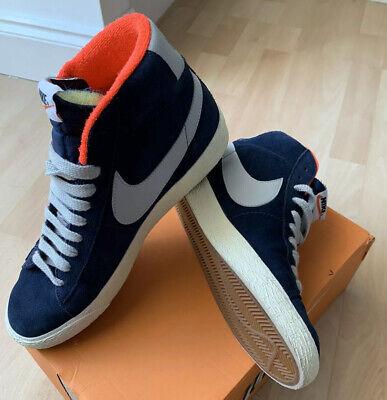Nike Vintage Suade Blazer Shoe Trainers Never Worn