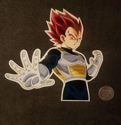 Dragon Ball Super Vegeta Super Saiyan Rose
